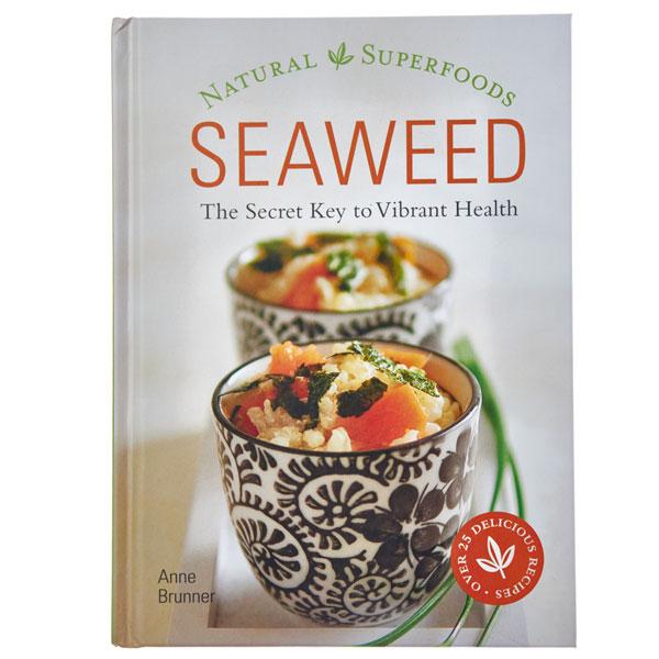 Free Gift- Seaweed Recipe Book